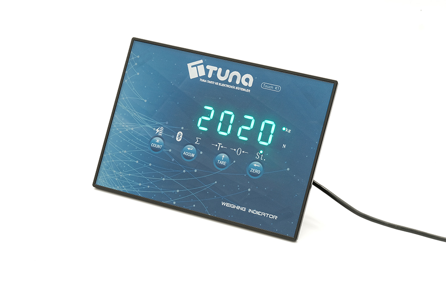 Tuna Touch K1 İndikatör