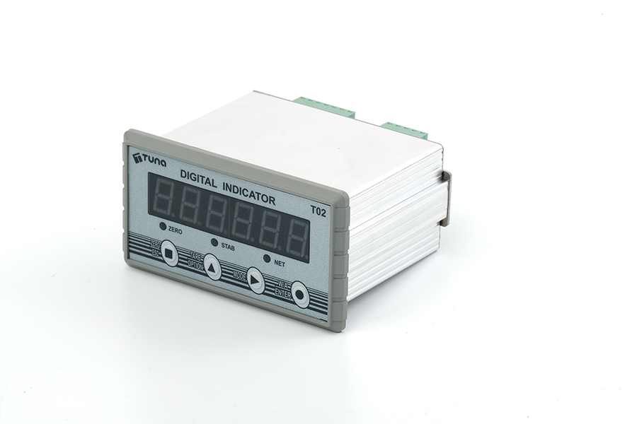 Tuna T02 Ağırlık Kontrol İndikatör