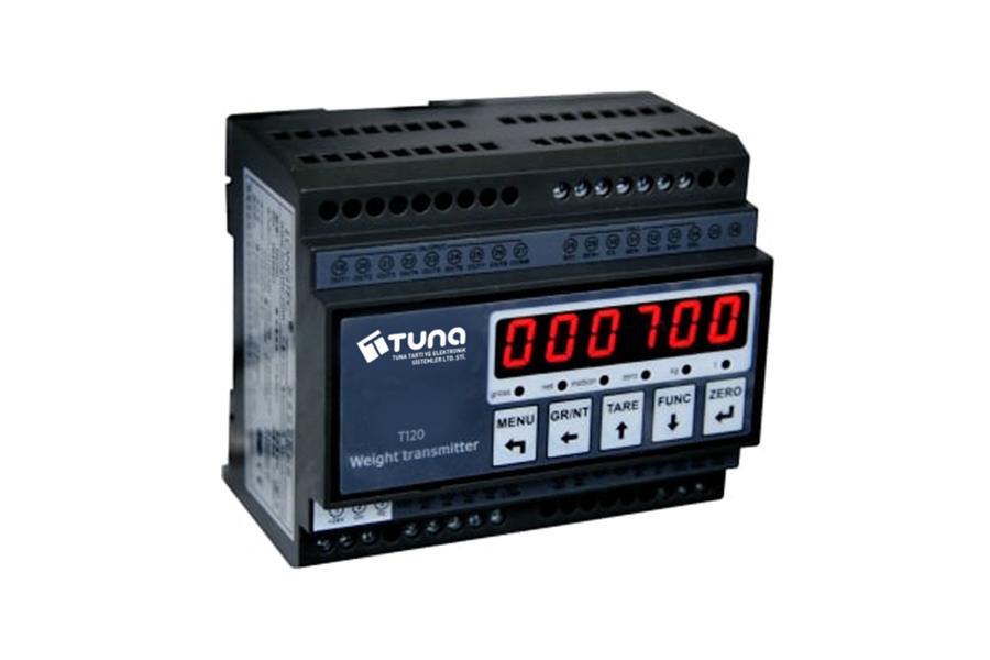 Tuna T120 Gelişmiş Ağırlık Kontrol İndikatörü