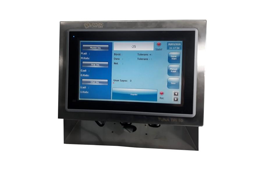 Tuna TPi 10 Ağırlık Kontrol / Tartı Terminali