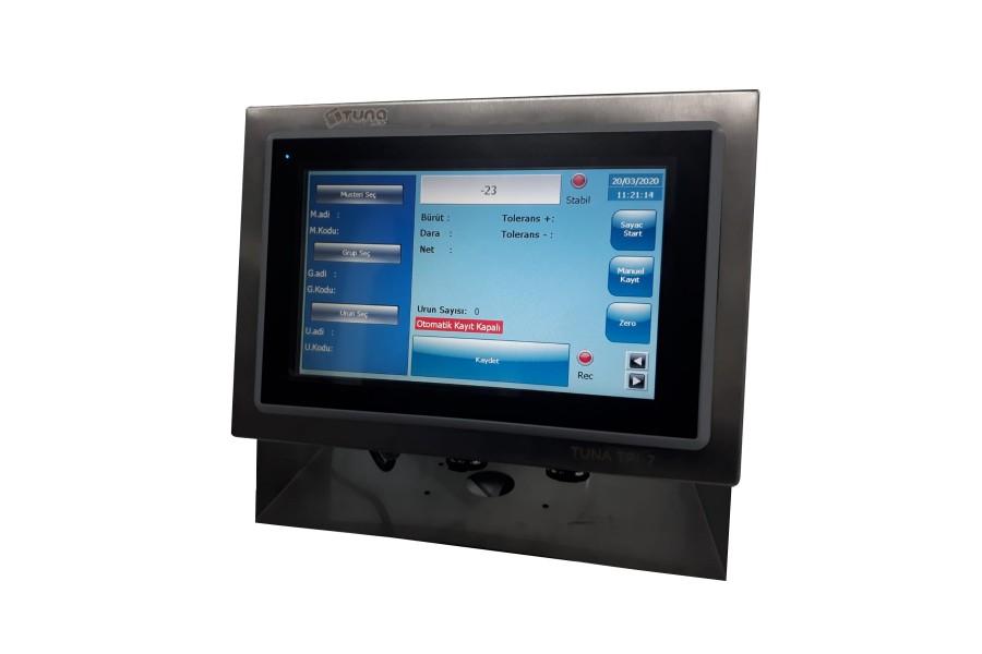 Tuna TPi 7 Ağırlık Kontrol / Tartı Terminali