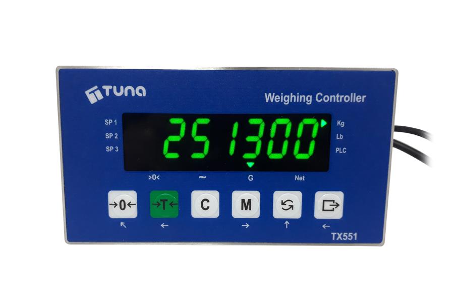 Tuna TX551 İndikatör