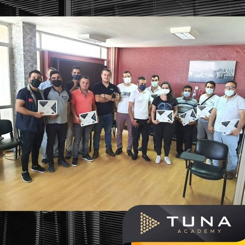 Tuna Academy Sertifika