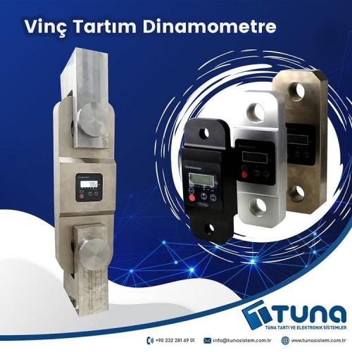 Vinç Tartım Dinamometre
