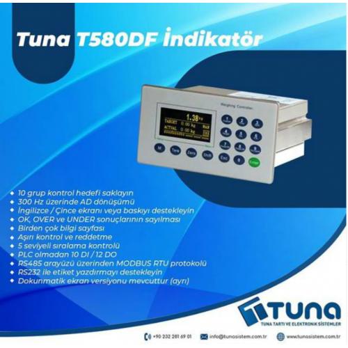 Tuna T580DF İndikatör
