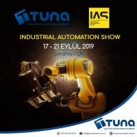Industrial Automation Show Shanghai 2019 Fuarı