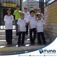 Tuna Tartı - Şehit Üsteğmen Sadullah Sever İlkokulu Formaları