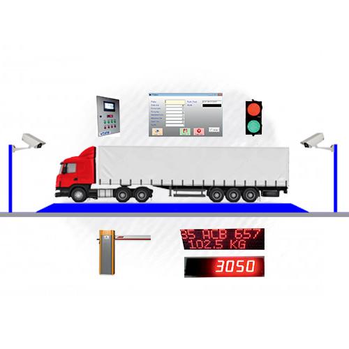 T-OKS Otomatik Kantar Sistemleri