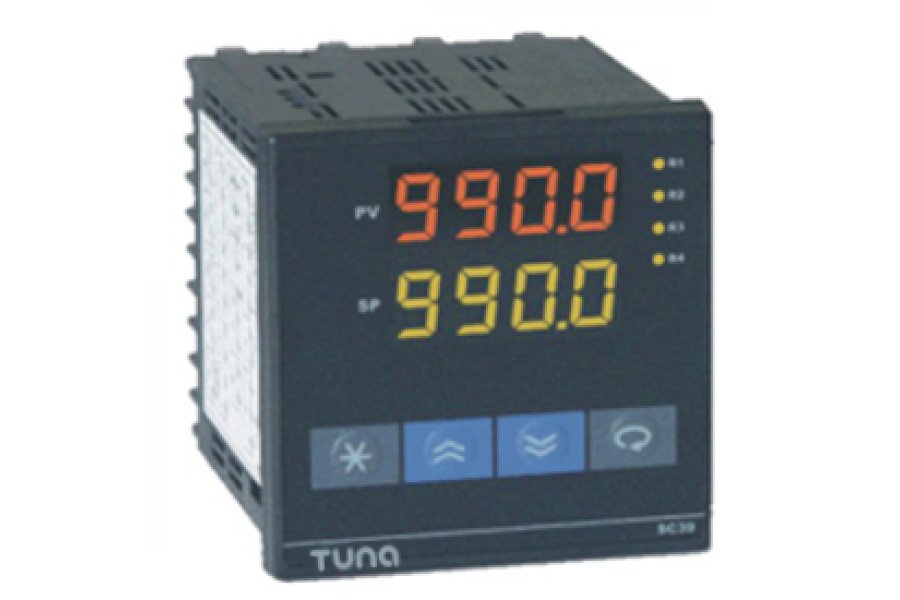 SC39 - 96x96 Standart Sıcaklık Kontrol Cihazı