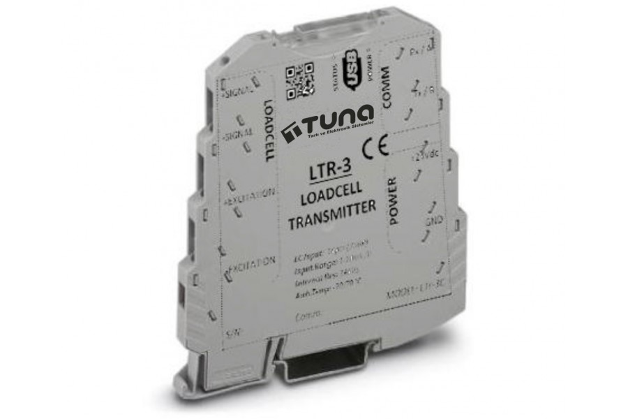 TUNA LTr3 Loadcell Transmitter